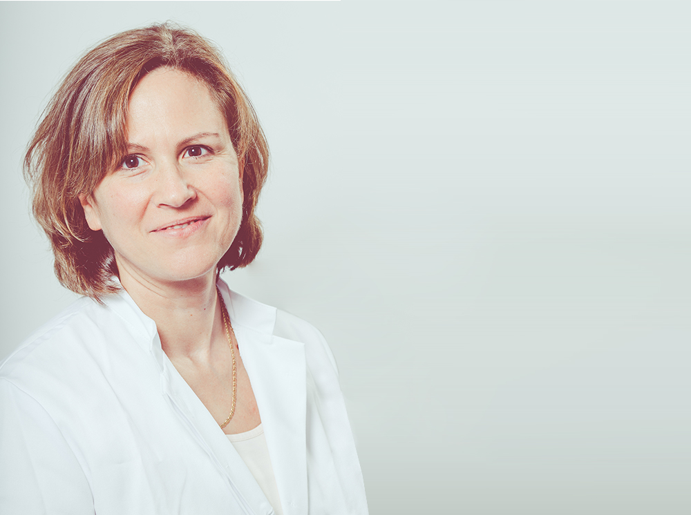 Portrait von Dr. med. Gaby Burike