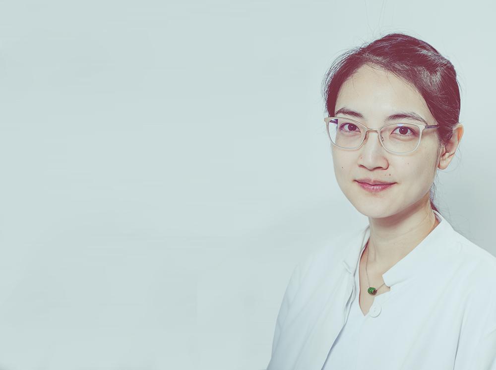 Portrait Assistenzärztin Dr. Jai-Jün Shiue