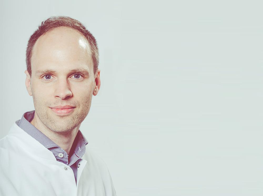 Portrait von Dr. med. Lino L. Teichmann