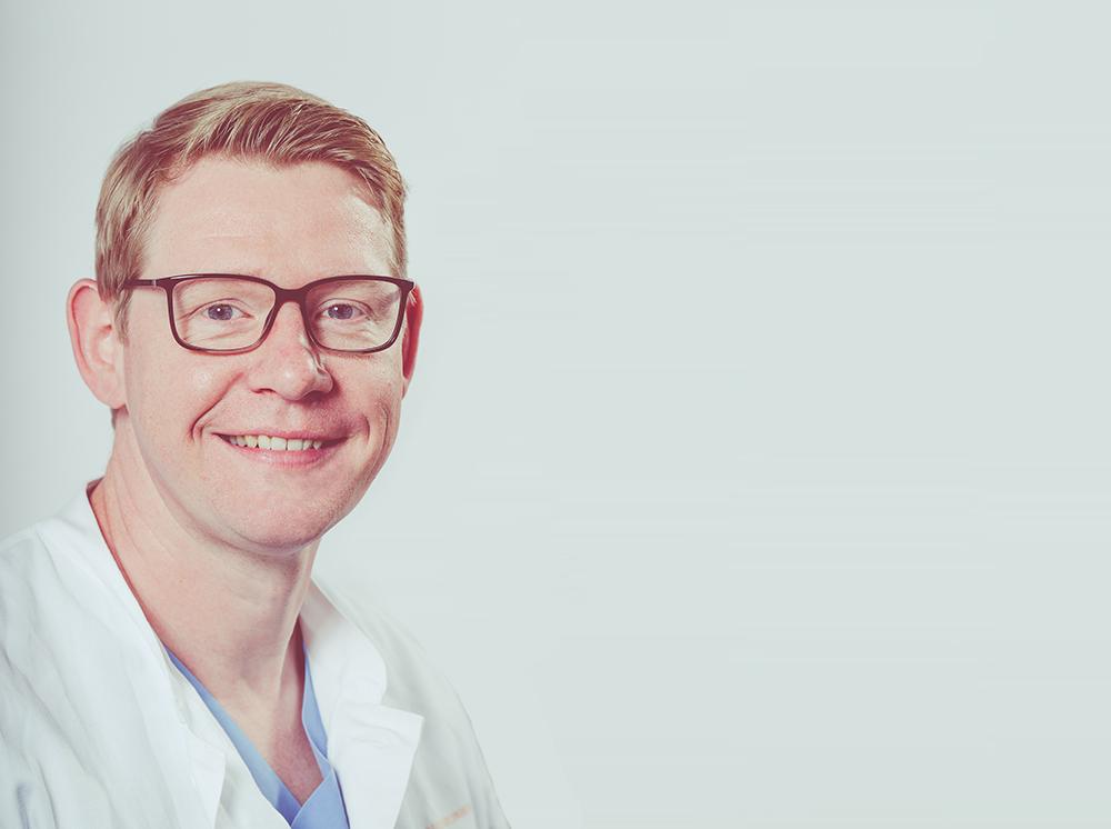 Portrait von Dr. Mario Heine