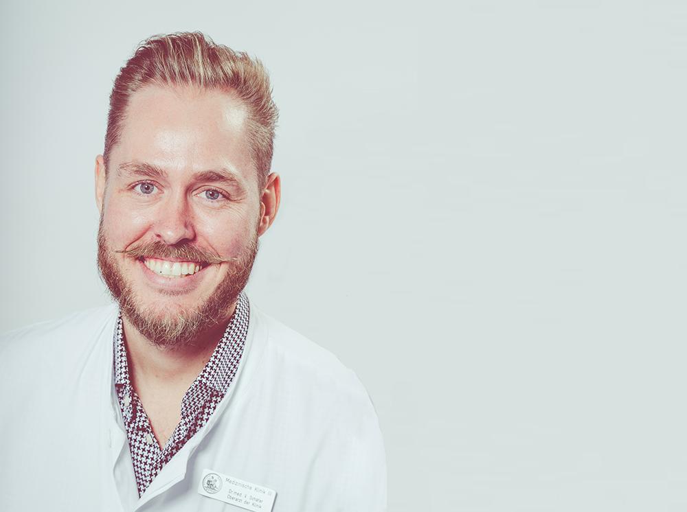 Portrait von Dr. med. MUDr. Valentin Schäfer