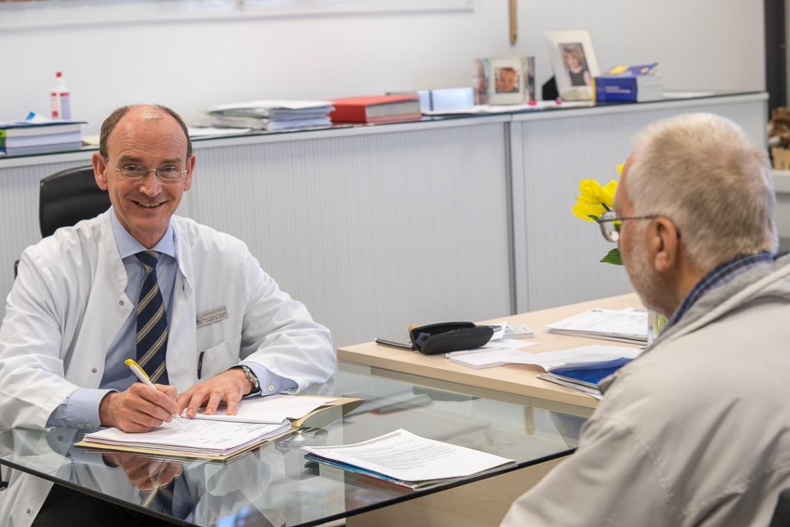 Willkommensgruß von Prof. Dr. Peter Brossart