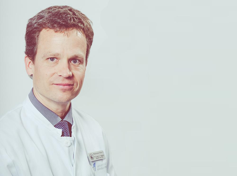 Portrait von PD Dr. Georg Feldmann