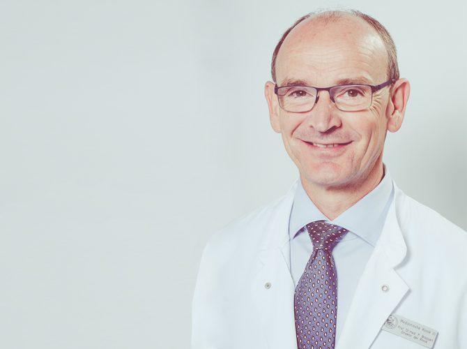 Prof. Dr. med Peter Brossart